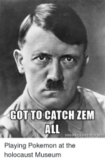 holocaust meme